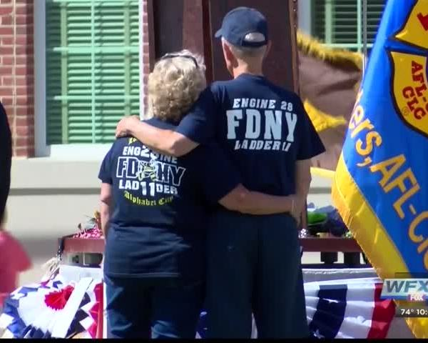 Dozens gather for Valleywide 9-11 Remembrance Service_44493409-159532