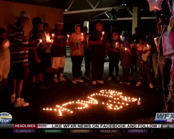 Family and friends remember shooting victim at vigil_40555762-159532