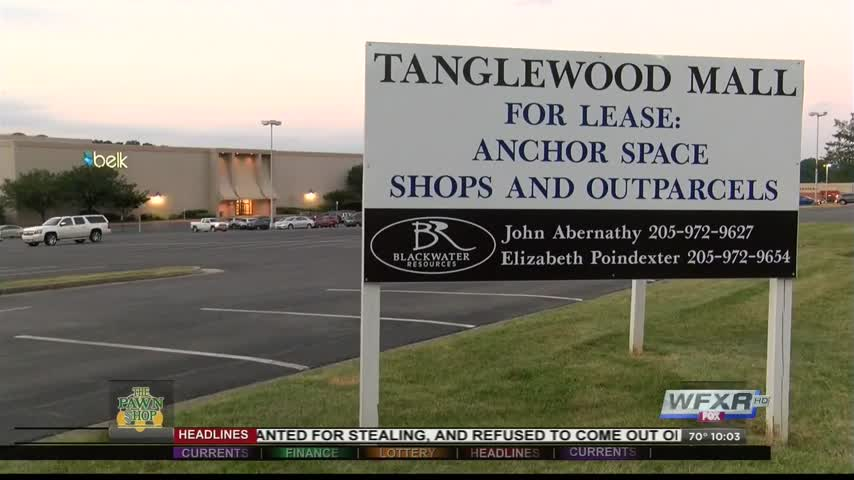 Tanglewood Mall sold to new owner_11934806-159532