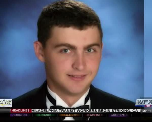 Friends remember James River HS senior killed in car crash_94428953-159532