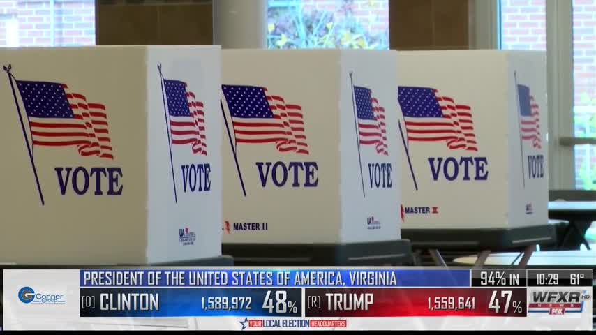 Record high voter turnout possible in Va- officials say_17084342-159532