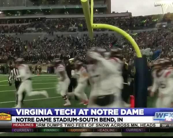 Virginia Tech beats Notre Dame_72146924-159532