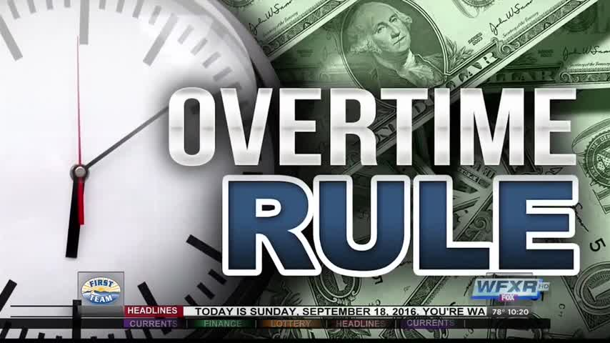 Virginia at Work- Overtime law causing concern_18219911-159532