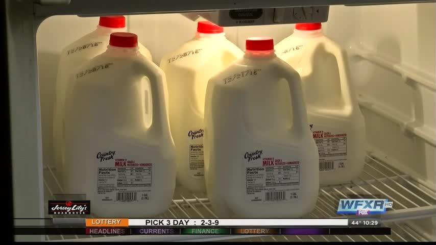 Ag Life- Farmers raise money to donate milk_26885039