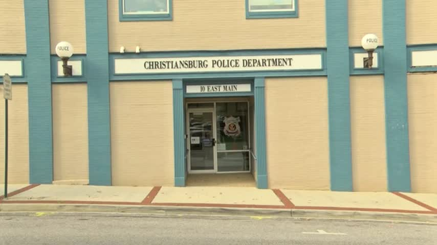 Christiansburg Police Department expansion_18414583-159532