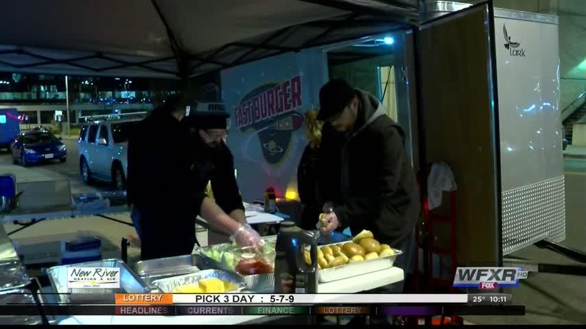 Fast Burger Food Truck soft open in downtown Roanoke_43855947