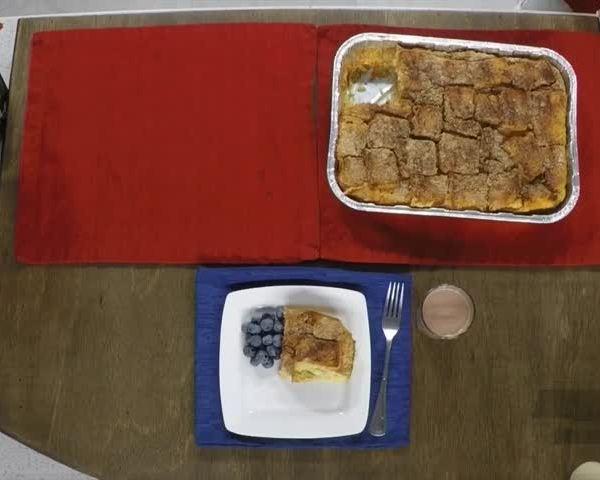 Good Day Cafe- Orange cinnamon baked French toast casserole_37353425