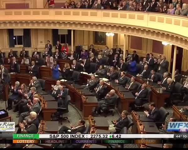 Gov- McAuliffe delivers State of the Commonwealth Address_33828401