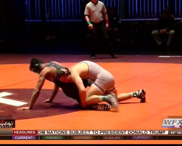 Hokies dominate Duke in Wrestling_20615079