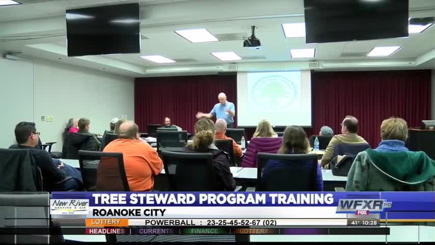 Tree Stewards Training