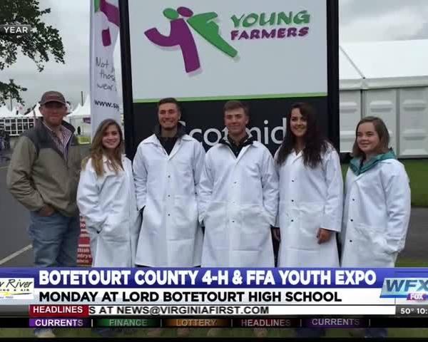 Botetourt County 4-H - FFA Youth Expo_87498564