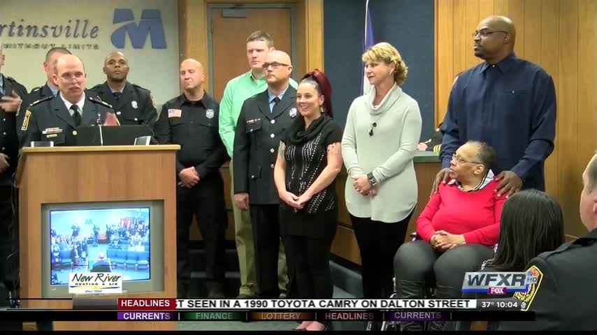 Mother- son honored at Martinsville Fire-EMS awards_13551363