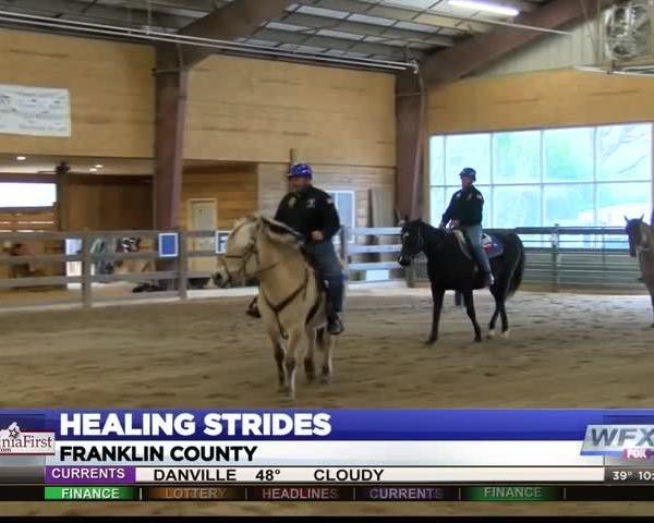 Healing strides for veterans