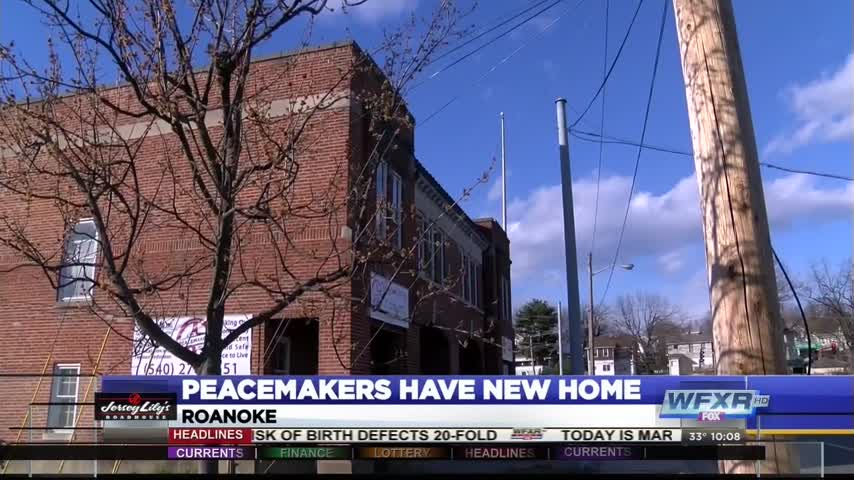 The Peacemakers obtain new building