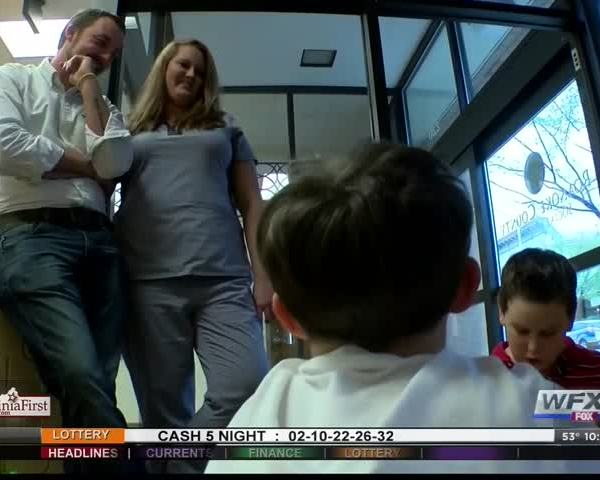 Foster parents encourage others