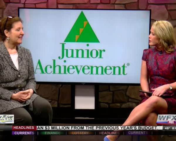 The need for volunteers to teach students about JA