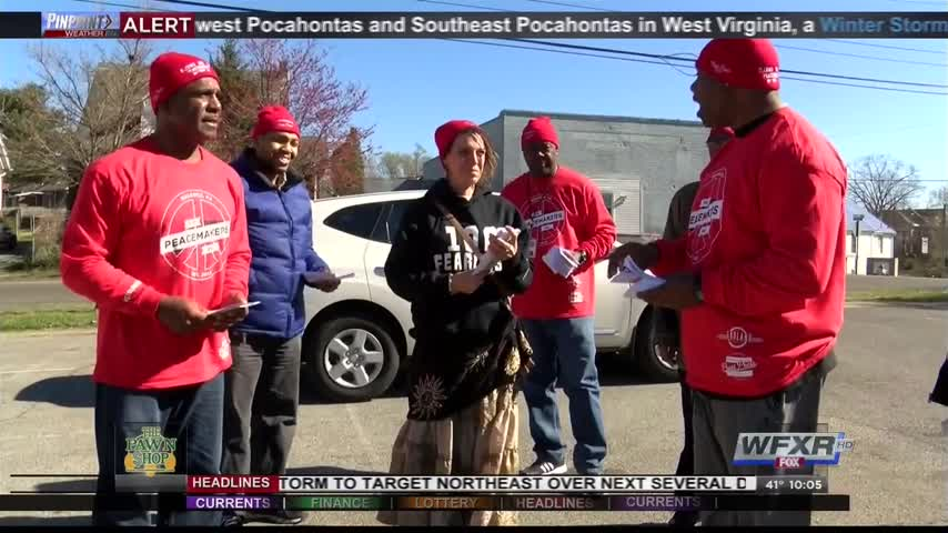 Peacemakers continue spreading message in Roanoke_98989126