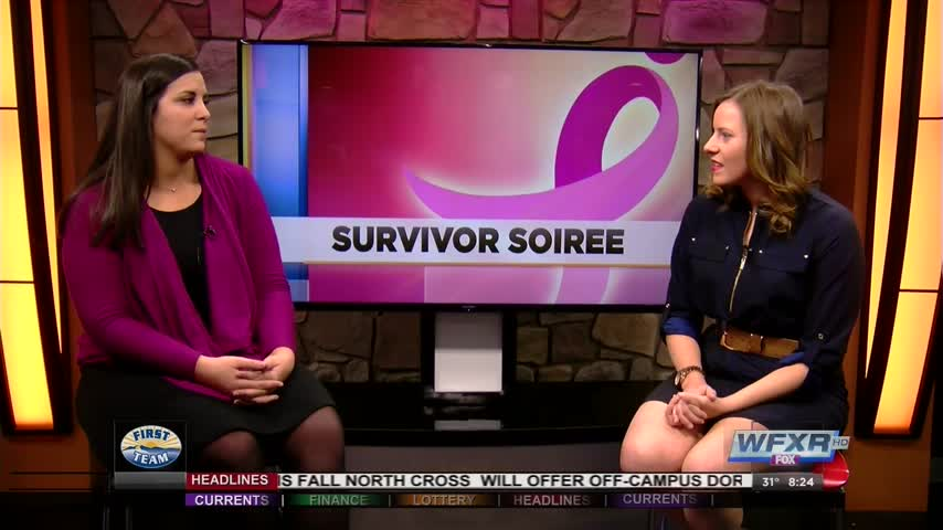 Survivor Soiree celebrates people with breast cancer_25687491