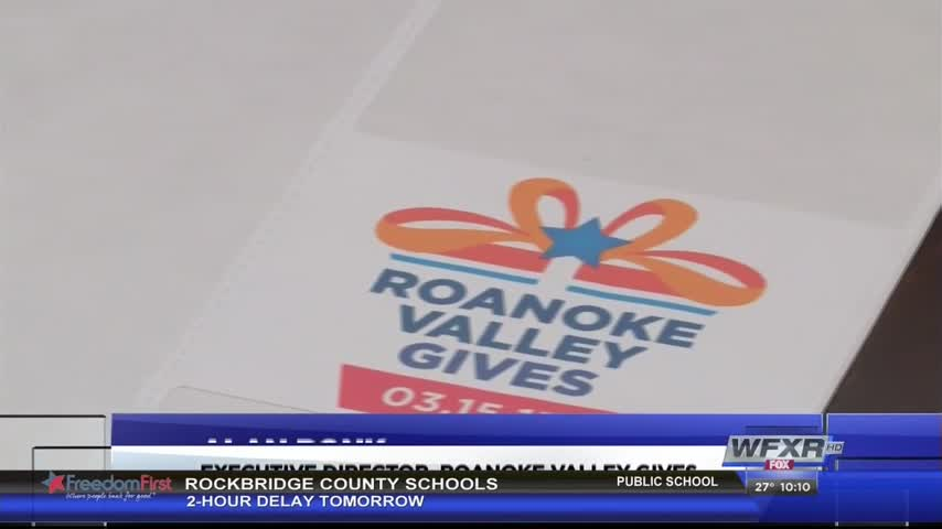 Roanoke Valley gives back day preview