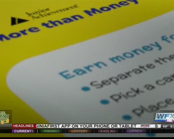 JA: 'More than Money' pilot program