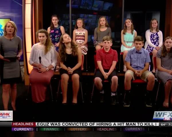 YOVASO: Auburn Middle School