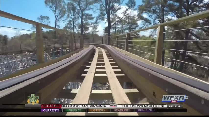 Busch Gardens introduces new roller coaster_98832557