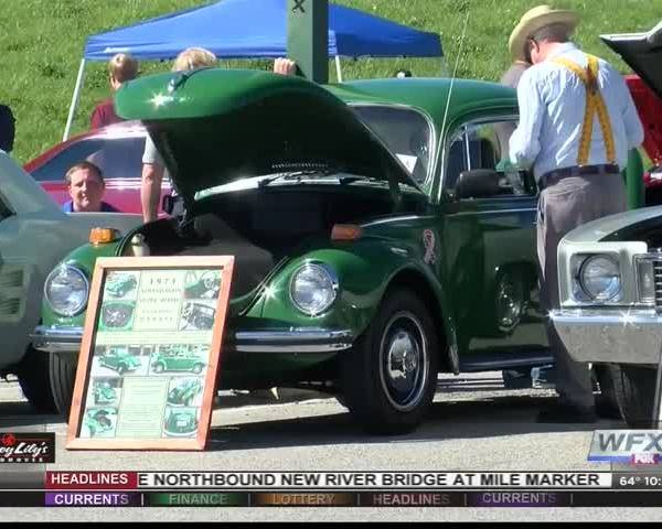 Cars for Cancer hosts spring charity show_76918620