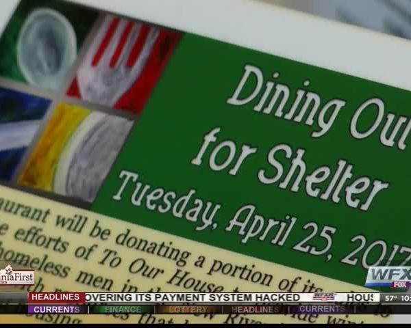 Restaurants team up to help NRV homeless_09041208