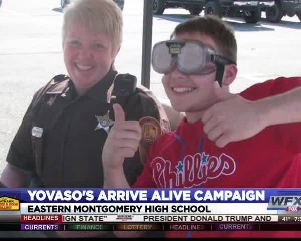 Arrive Alive: Eastern Montgomery High School