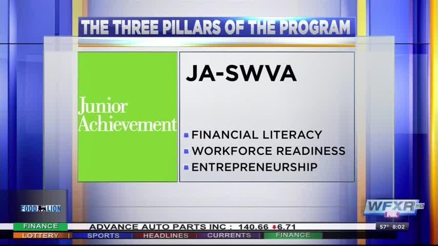 Junior Achievement of Southwest Virginia:Workforce Readiness