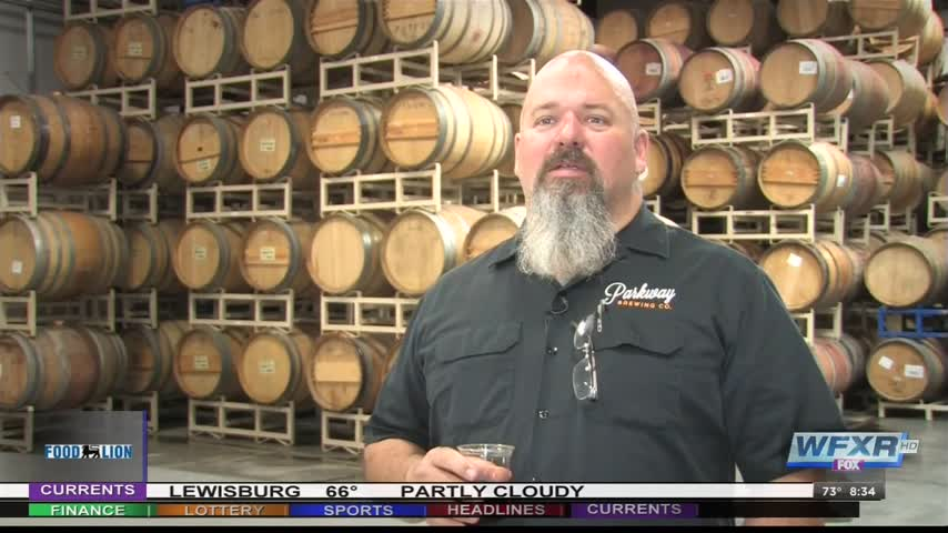 Local brewmasters visit Deschutes in Bend Oregon