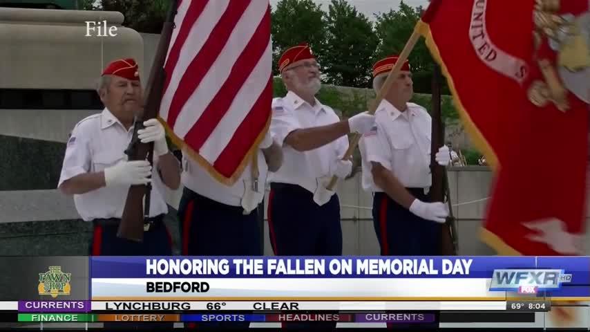 National D-Day Memorial prepares for Memorial Day_52968571