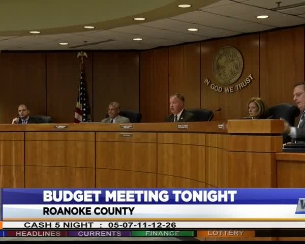 Roanoke Co- Board of Supervisors to vote on proposed budget_10621892