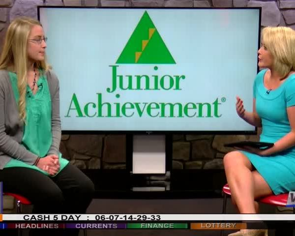 JA Ourselves: How volunteers break down the program for kids