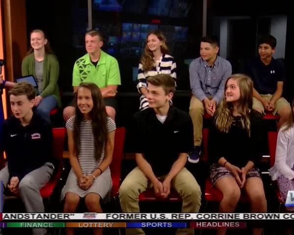 YOVASO: Auburn Middle School wraps up  'Arrive Alive'