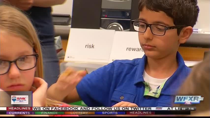 Junior Achievement:Teaching our youth about entrepreneurship