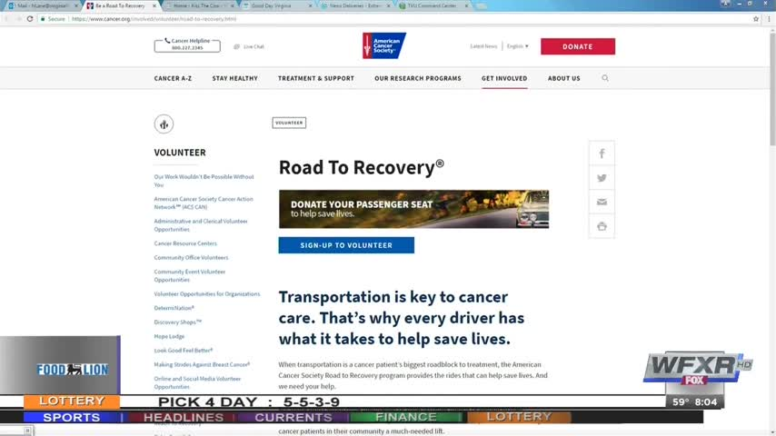 News For a Cure: Road to Recovery