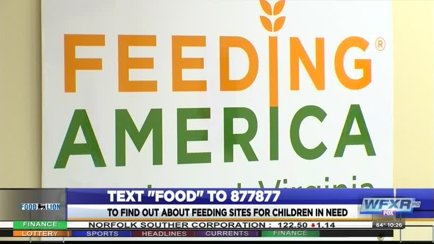 Feeding America national text campaign_26903382