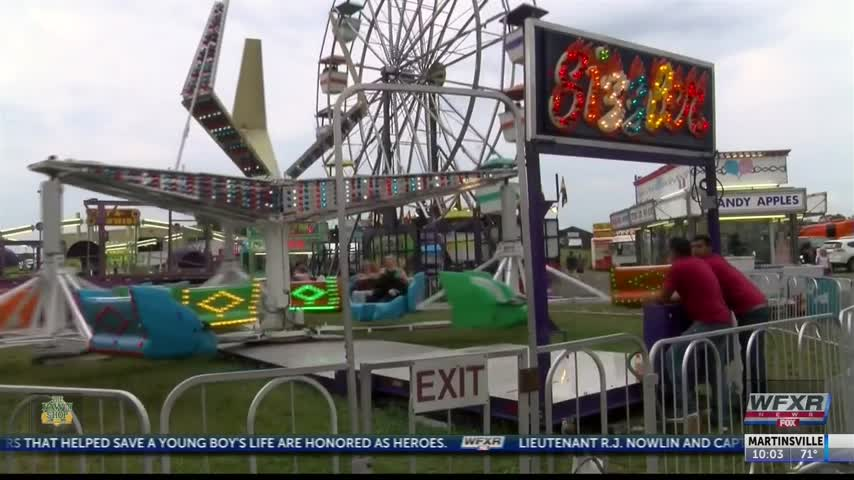 Rides safe at New River Valley Fair- officials say_91116213