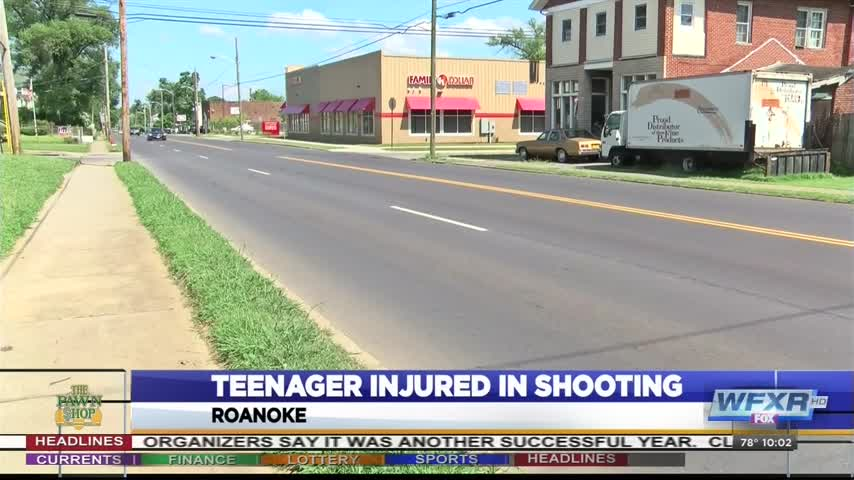 Teenager shot in Roanoke_24853474