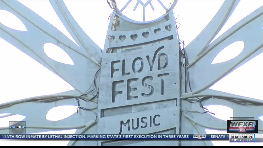 The Annual Floyd Fest kicks off_36045846
