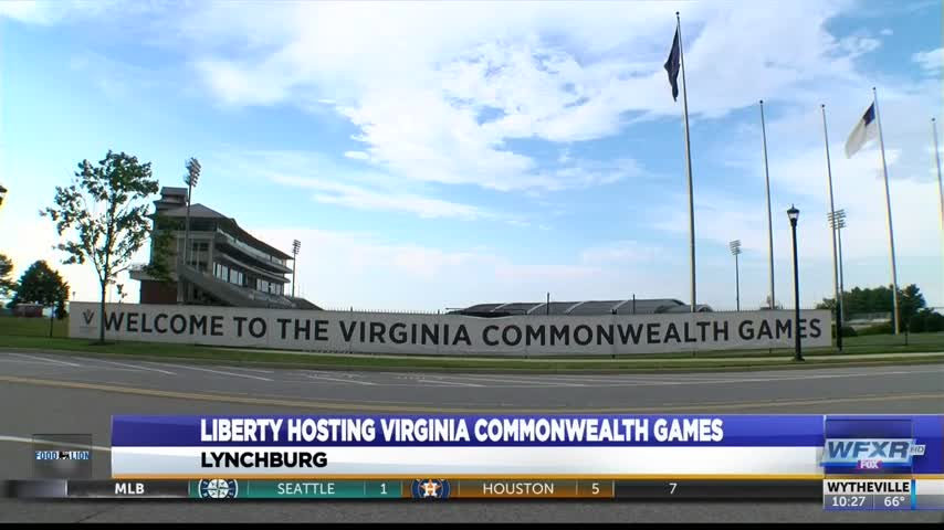 Liberty U Commonwealth games