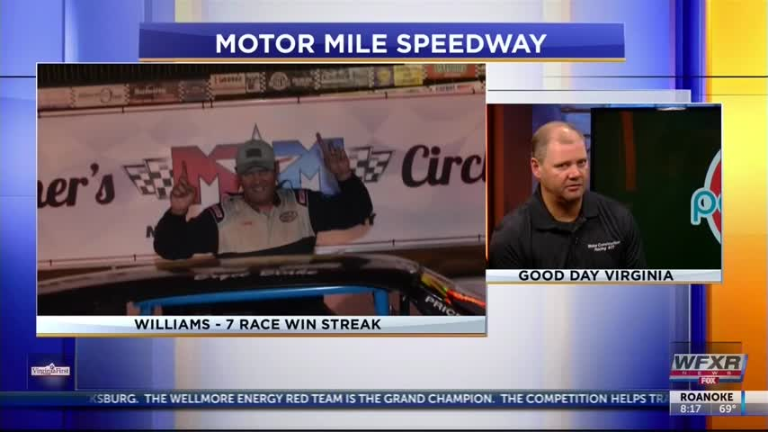 Motor Mile Speedway in action this Saturday_75282594