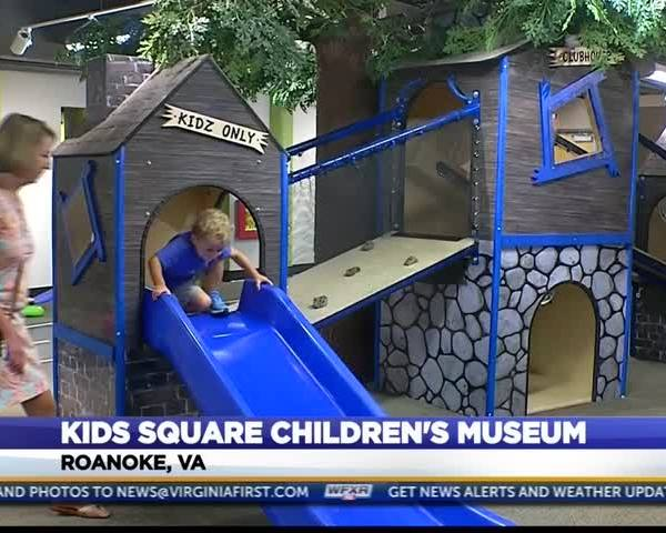 Growing Up In The Valley: Kids Square Children's Museum