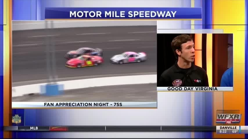 Motor Mile Speedway - Motor Mile MInute