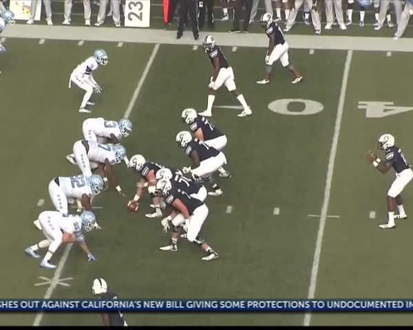 Hokies better watch out for ODU quarterback Steven Williams