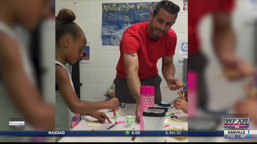A local cancer survivor helps kids in the community_92852154