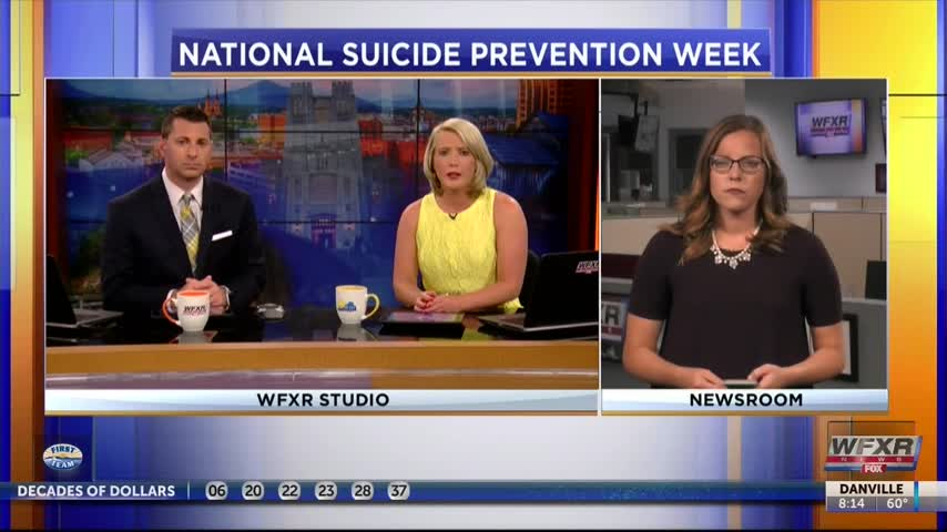 National Suicide Prevention Week_13465452