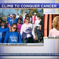 American Cancer Society's Climb to Conquer Cancer