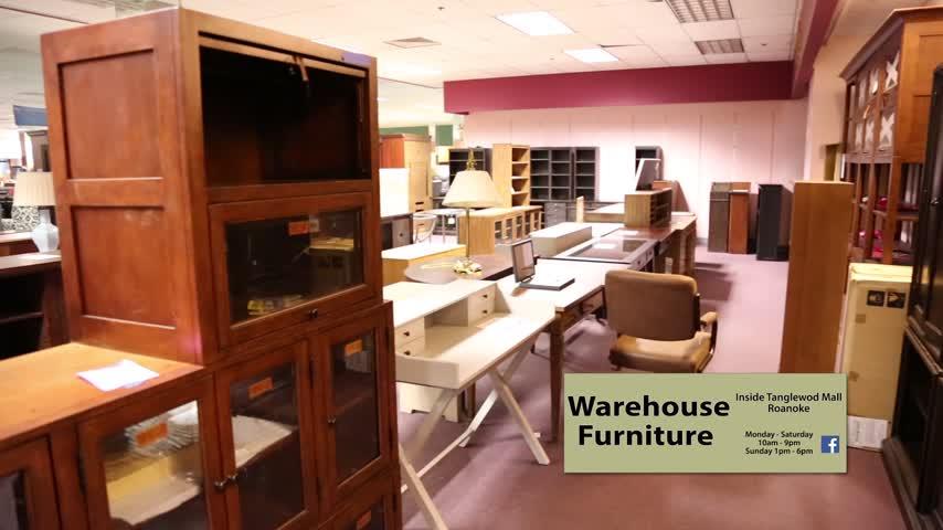 Warehouse Furniture  Updated